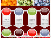 Greengrocery PowerPoint Template#18