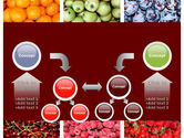 Greengrocery PowerPoint Template#19