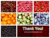 Greengrocery PowerPoint Template#20
