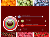 Greengrocery PowerPoint Template#3