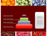 Greengrocery PowerPoint Template#8