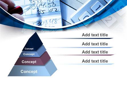 Account Balance PowerPoint Template Slide 12