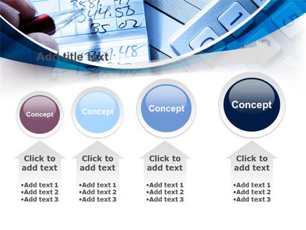 Account Balance PowerPoint Template Slide 13