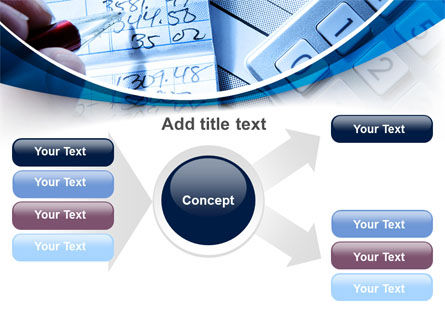 Account Balance PowerPoint Template Slide 14