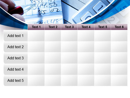Account Balance PowerPoint Template Slide 15