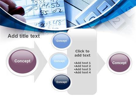 Account Balance PowerPoint Template Slide 17