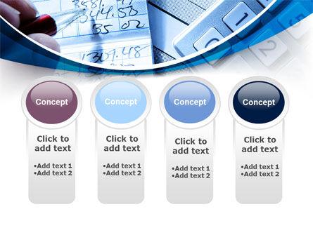 Account Balance PowerPoint Template Slide 5