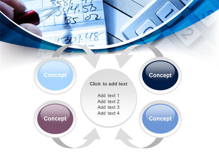 Account Balance PowerPoint Template Slide 6