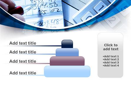 Account Balance PowerPoint Template Slide 8