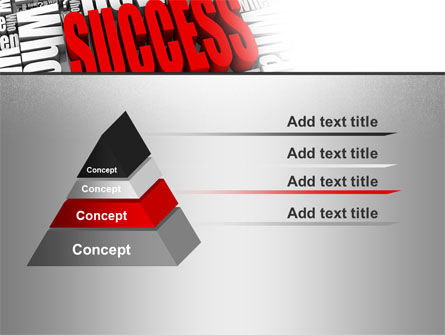 How to Succeed PowerPoint Template Slide 12