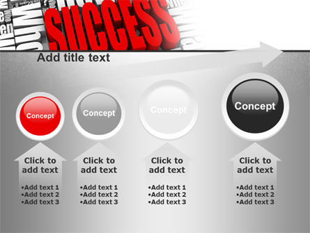 How to Succeed PowerPoint Template Slide 13