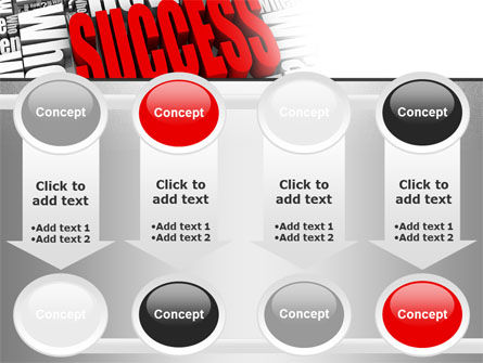 How to Succeed PowerPoint Template Slide 18