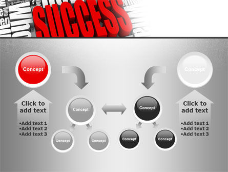 How to Succeed PowerPoint Template Slide 19