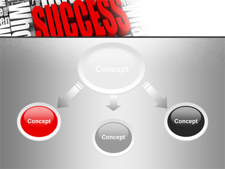 How to Succeed PowerPoint Template, Slide 4, 10402, Careers/Industry — PoweredTemplate.com