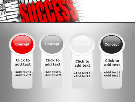 How to Succeed PowerPoint Template Slide 5