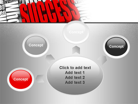 How to Succeed PowerPoint Template Slide 7