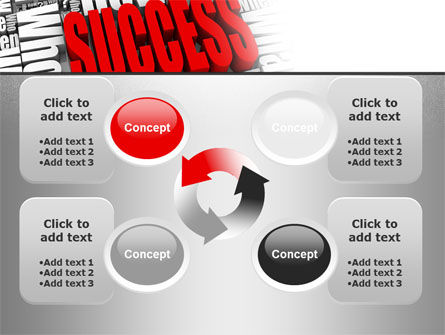 How to Succeed PowerPoint Template Slide 9
