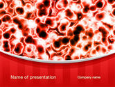 Medical: Microscopically PowerPoint Template #10403