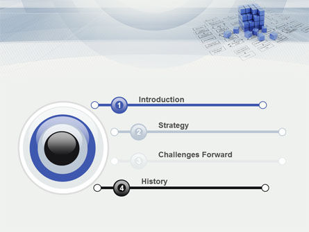 Business Process Modeling PowerPoint Template Slide 3