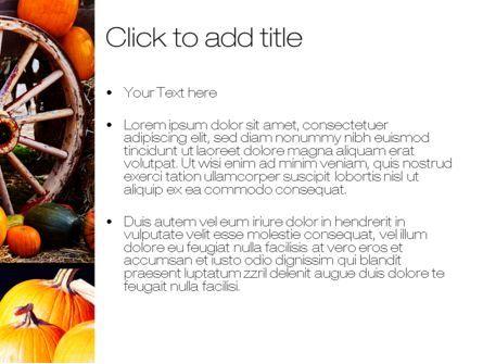 Lammas PowerPoint Template', Slide 3, 10405, Holiday/Special Occasion — PoweredTemplate.com