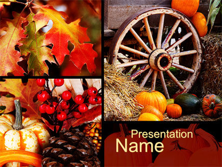 Lammas PowerPoint Template'