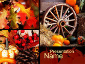 Holiday/Special Occasion: Lammas ' PowerPoint Template #10405