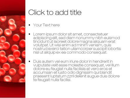 Hematology PowerPoint Template, Slide 3, 10407, Medical — PoweredTemplate.com