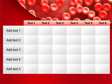 Hematology PowerPoint Template Slide 15