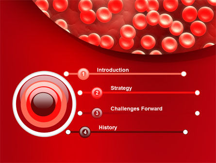 Hematology PowerPoint Template, Slide 3, 10407, Medical — PoweredTemplate.com