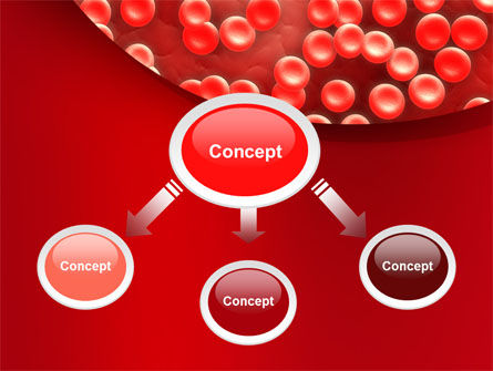 Hematology PowerPoint Template, Slide 4, 10407, Medical — PoweredTemplate.com