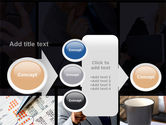 Time Efficiency PowerPoint Template#17