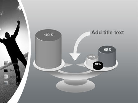 Achievements PowerPoint Template Slide 10