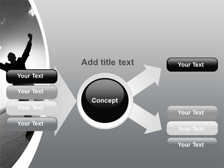 Achievements PowerPoint Template Slide 14