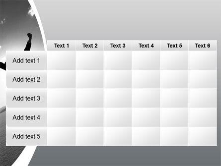 Achievements PowerPoint Template Slide 15