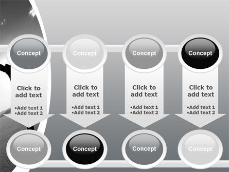 Achievements PowerPoint Template Slide 18