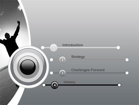 Achievements PowerPoint Template, Slide 3, 10415, Business Concepts — PoweredTemplate.com