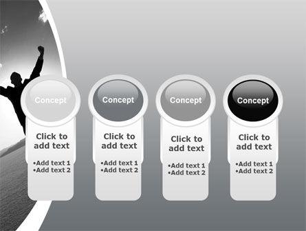 Achievements PowerPoint Template Slide 5
