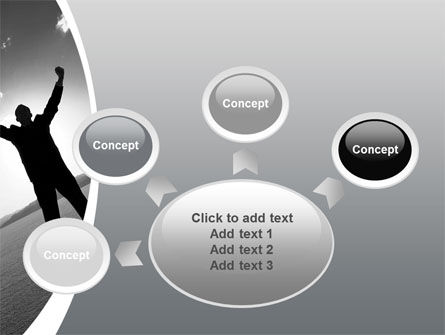 Achievements PowerPoint Template Slide 7