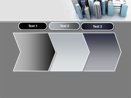 Famous Skyscrapers PowerPoint Template Slide 16