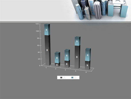 Famous Skyscrapers PowerPoint Template Slide 17