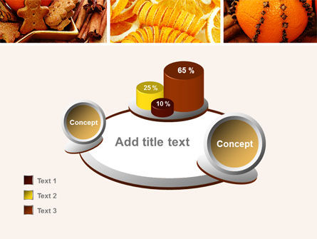 Christmas Cooking PowerPoint Template Slide 16