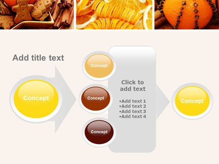Christmas Cooking PowerPoint Template Slide 17