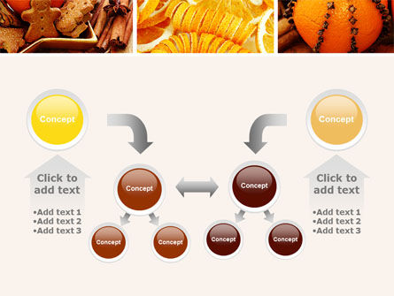 Christmas Cooking PowerPoint Template Slide 19