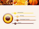 Christmas Cooking PowerPoint Template#3