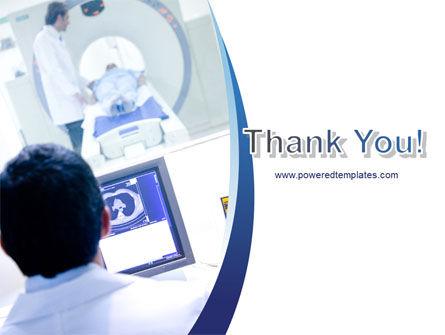 MRI Examination PowerPoint Template Slide 20