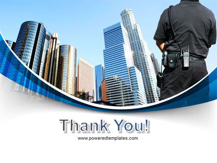 City Guard Security PowerPoint Template Slide 20