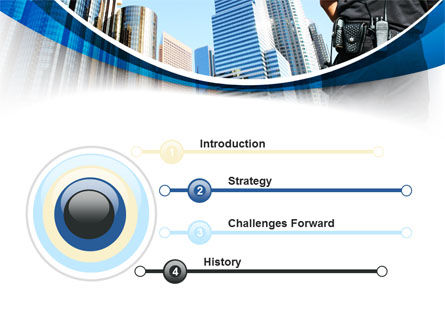 City Guard Security PowerPoint Template, Slide 3, 10425, Legal — PoweredTemplate.com