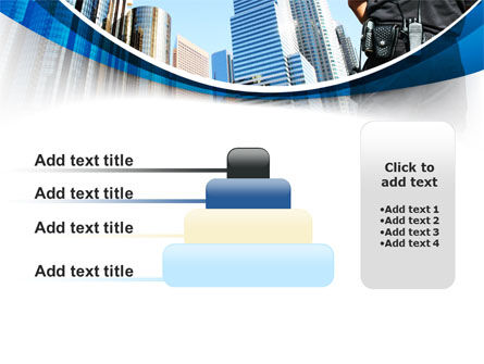 City Guard Security PowerPoint Template Slide 8