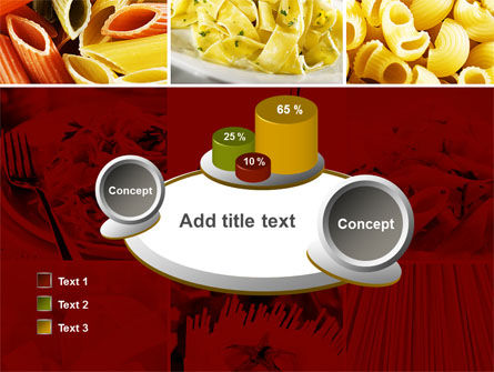 Pasta Recipes PowerPoint Template Slide 16