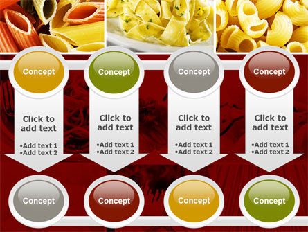 Pasta Recipes PowerPoint Template Slide 18